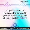 Discover the truth and universality of this great and beautiful religion of all prophets: Islam!