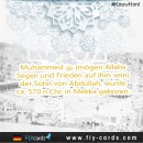Muhammad (may Allah's blessings and peace be upon him) the son of Abdullah, was born in Makkah around the year 570 C.E.